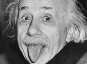 albert was a very funny man
