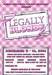 Central High School Musical - Legally Blonde