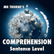 Mr Thorne's Comprehension Sentence Level