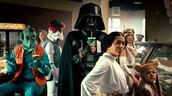 Star Wars Subway