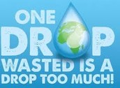A drop of water is worth more than a sack of gold to a thirsty man