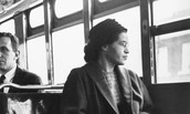Rosa Parks won''t move anymore