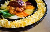最近在Taiwan很夯的起司鍋