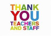 Celebrate our Staff!
