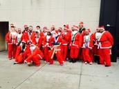 Santa's Helpers, 2014!