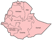 Where in the World is Ethiopia