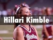 This is Hillari Kimble