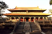 Temple of Confucious