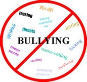 Join our club for people who have been victims of bullying.