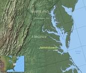 Settlers Pick Jamestown As New Settlement
