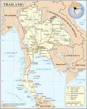 The Geographic Boundaries