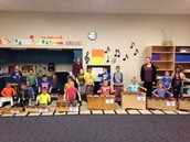 We have a great elementary music program!