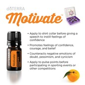 Win a bottle of our new Motivate blend!
