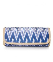 Roll With It-Blue Ikat