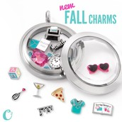 FALL for our New Charms