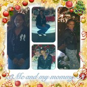 Me nd my Mommy