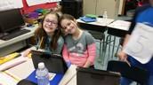 Mrs. Lange's Class sharing Prezi's!