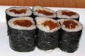 Kampyo Roll