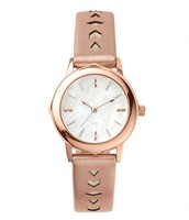 Icon-Convertible Watch - Rose Gold $148