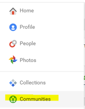 Get Connected with Google+ Communities