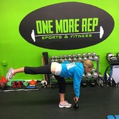One More Rep Sports & Fitness