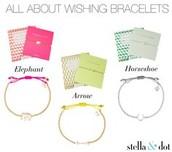 Add a Wishing Bracelet for $19