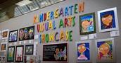 Visual Arts Showcase