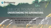 Biblical Foundation: Understanding the Supernatural