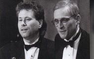 Howard Ashman and Alan Menken