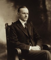 Calvin Coolidge 1923-1929