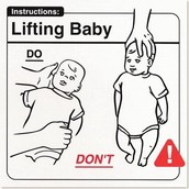 Handling A Baby With Care