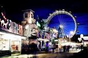 Praterstern Amusement park