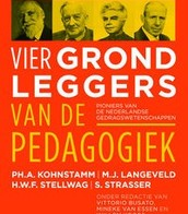 Vier grondleggers van de pedagogiek/red. Vittorio Busato