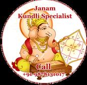 janam kundli specialist astrologer