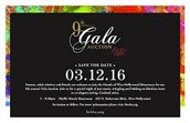 LAST CHANCE TO GET YOUR GALA TICKETS FOR $75