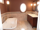 What we offer you, is a unique and elegant look to your new home or your renovation.