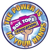 Send in your Box Tops!