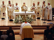 Christian & Catholic Funerals
