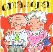 logeren bij oma en opa