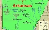 Hot Springs in Arkansas