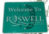 Location:  Historic Roswell
