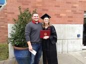 Jarrett's Graduation from the University of Oklahoma