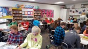 Non-fiction reading in Social Studies