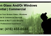 Window Repair and Replacement of Glass