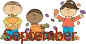 September / October Calendar Events