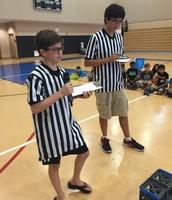 Referee Tasks