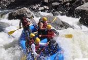 Lakota River Rafting