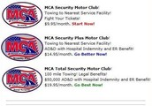 Three  Memberships