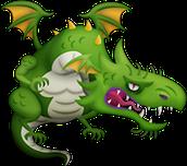 Frosting Dragon