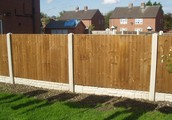 THE VERY BEST PRICES FOR FENCING IN CHESTERFIELD!